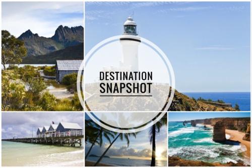 Destinations Snapshot Oceania