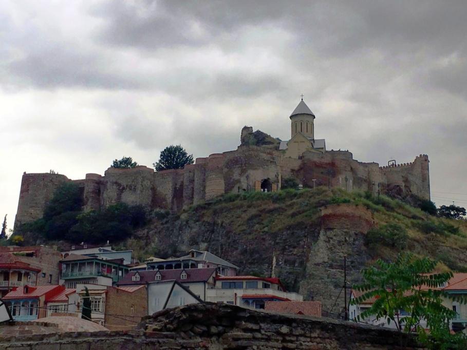Georgia Tbilisi Narikala Fortress