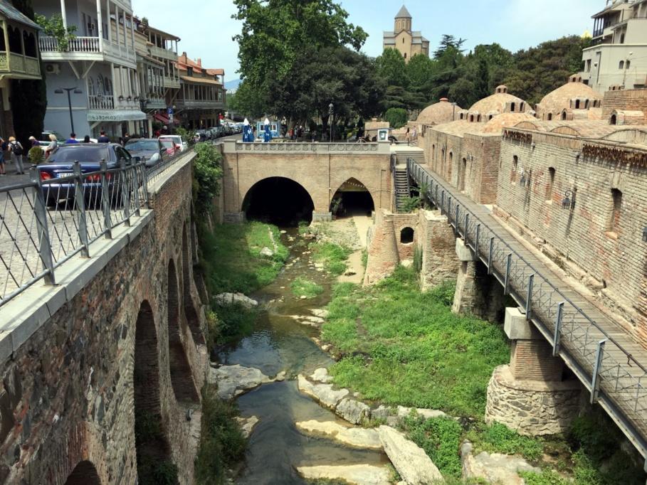 Georgia Tbilisi Sulphur Baths