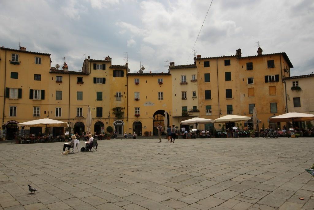 Lucca Antifiteatre