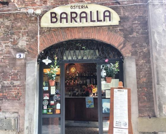 Lucca Italy Barilla