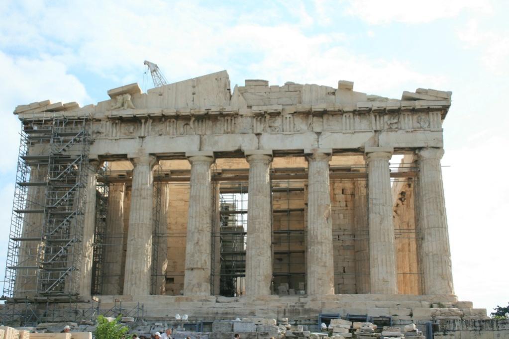 Panthenon Athens