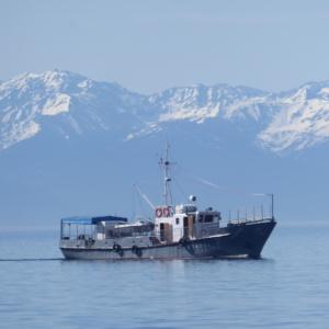 Lake Baikal Russia